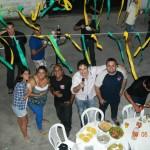 Festa de São João na  Telões & Cia